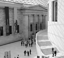 British Museum by Johanna Conley