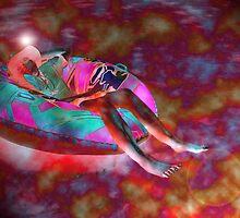 floating by kaspar