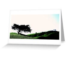 The Cedar Of South Gippsland Greeting Card