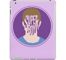 Super Boy  iPad Case/Skin