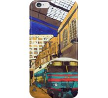 City 17 Depot iPhone Case/Skin