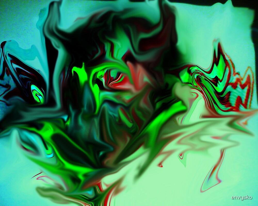 green death by envysko