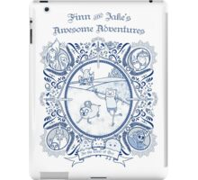 Awesome Adventures iPad Case/Skin