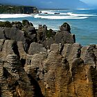 Punakaiki,South Island NZ by Rene