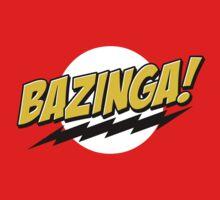 Bazinga by CaptainEgo