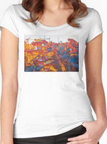 Megaton Women's Fitted Scoop T-Shirt