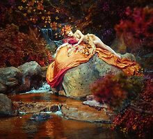 AUTUMN FAIRY by jamari  lior