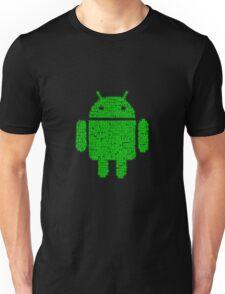 Code-droidv2.0 Unisex T-Shirt