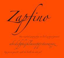 Zapfino by Dale Gillard