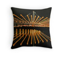 Westgate Bridge, Melbourne Throw Pillow