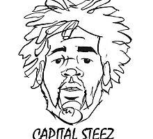 Capital Steez Line Art by drdv02