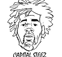 Capital Steez Line Art by drdv02