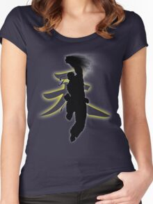 Punching the Dragon Women's Fitted Scoop T-Shirt