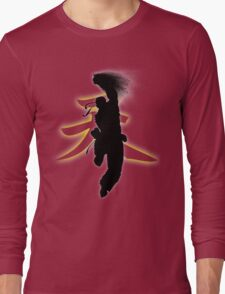 Punching the Dragon Long Sleeve T-Shirt