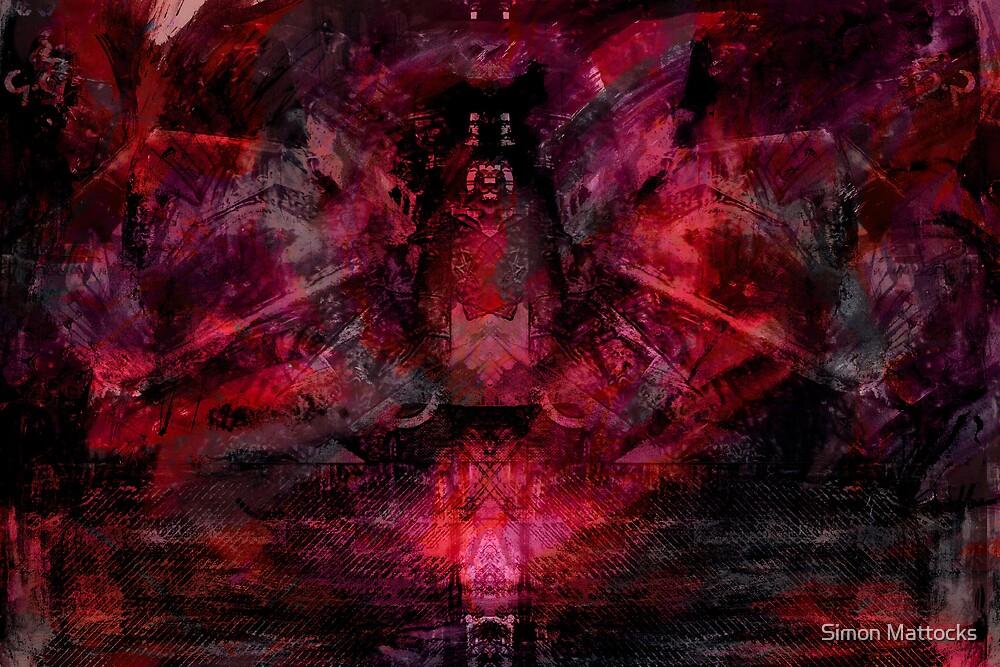 7 Deadly Sins Range - Wrath by Simon  Mattocks
