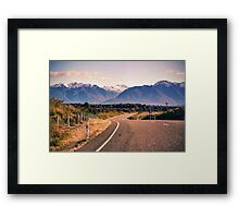 Roadtripping  Framed Print