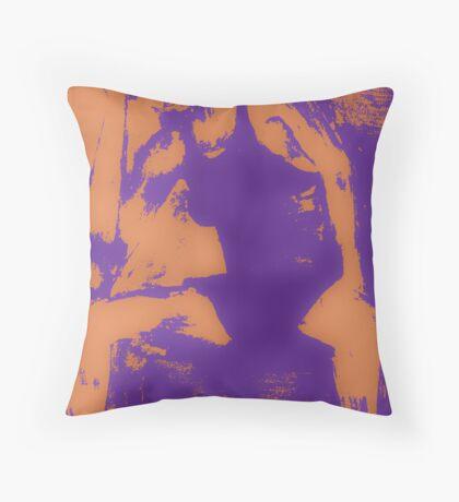 7 Deadly Sins Range - Pride Throw Pillow