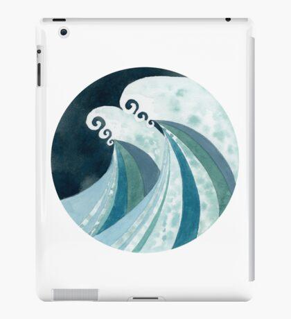 Storm at Sea iPad Case/Skin
