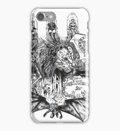 The World of Narnia iPhone Case/Skin