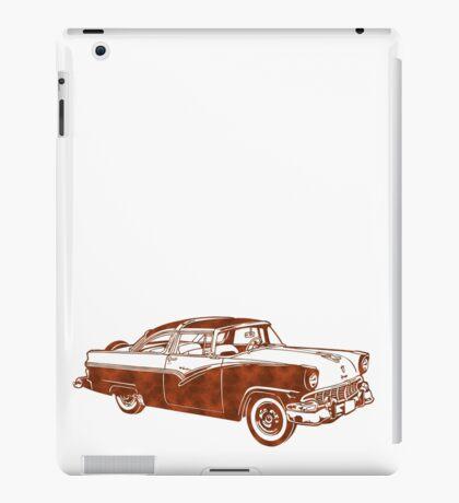Vintage Antique Car iPad Case/Skin