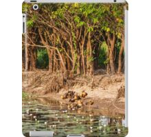 Yellow Water Kakadu iPad Case/Skin