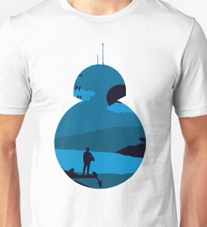 Star Wars VII - Starship Unisex T-Shirt