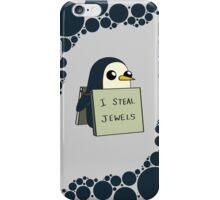 Adventure Time Gunter iPhone Case/Skin