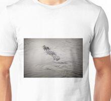 Yellow Water Crocodile Unisex T-Shirt