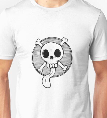 Stoked Skull Unisex T-Shirt