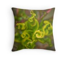 Squiggly Throw Pillow