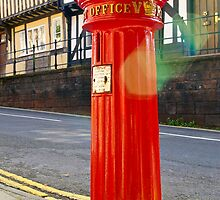 Postbox by Steve plowman