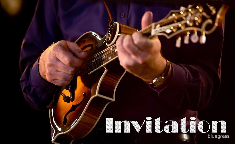 F5 Mandolin Invitation Card 0001 by bluegrass