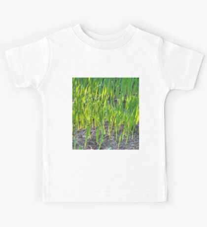 Morning Grass Kids Tee