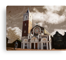 St Boniface Church, Tooting, SW17, London Canvas Print