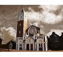 St Boniface Church, Tooting, SW17, London Photographic Print