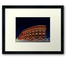 Old Fremantle Woolstores Building (Multi Row Panorama)  Framed Print