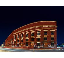 Old Fremantle Woolstores Building (Multi Row Panorama)  Photographic Print