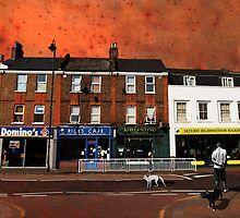 Mixed Blessings, Tooting, SW17, London by Ludwig Wagner