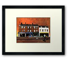 Mixed Blessings, Tooting, SW17, London Framed Print