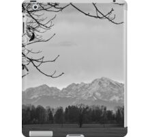 Autumn View of the Alps iPad Case/Skin