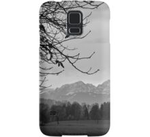Autumn View of the Alps Samsung Galaxy Case/Skin