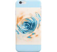 The Signature Paper Trips Rose iPhone Case/Skin