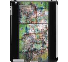 Paintball Abstract iPad Case/Skin