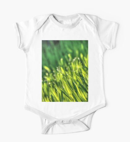 Morning Grass 5 One Piece - Short Sleeve