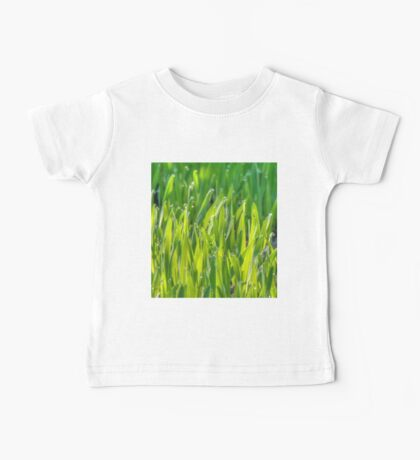 Morning Grass 7 Baby Tee