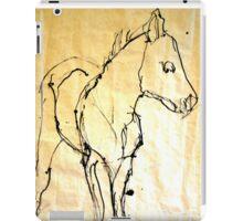 Anthony's Foal iPad Case/Skin