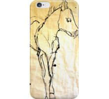 Anthony's Foal iPhone Case/Skin
