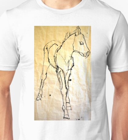 Anthony's Foal Unisex T-Shirt