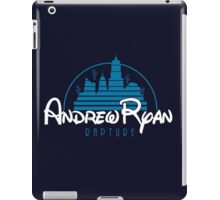 Andrew Ryan - Rapture iPad Case/Skin