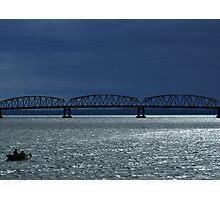 """""""BridgeWork"""" Photographic Print"""